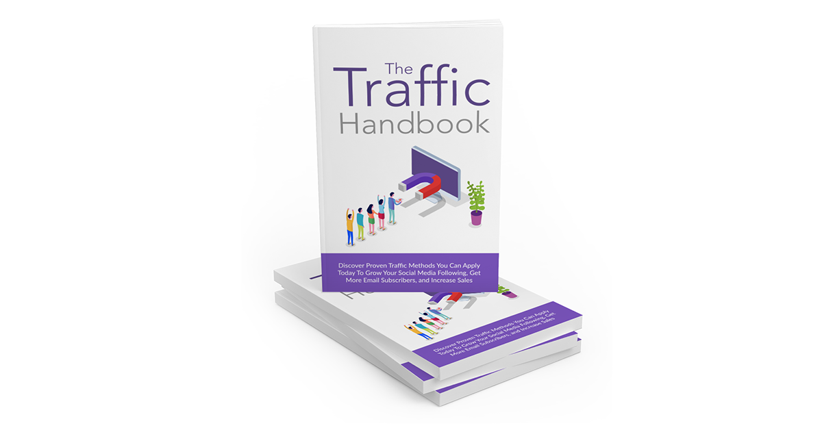 Discover Proven Methods You Can Apply Today To Grow Traffic & Sales