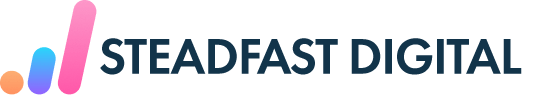 steadfast digital logo